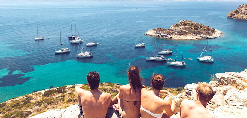 GREECE GLORIOUS GREECE:                                   An Ionian Sailing Experience