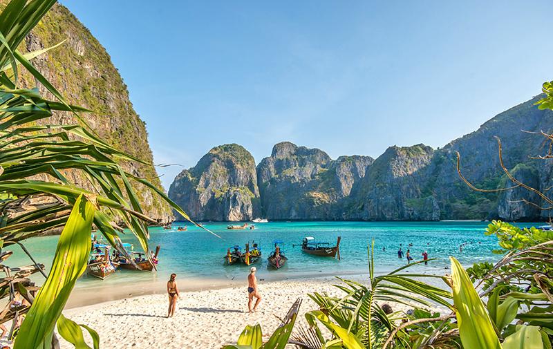 Koh Phi Phi Don and Maya Bay