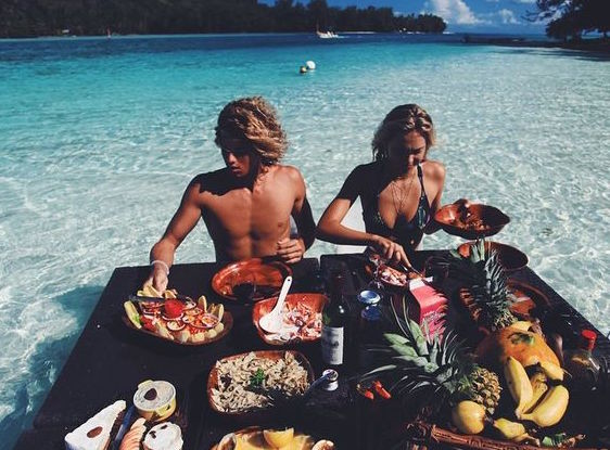 The Seychelles: Planning your meals in the stunning remote destination